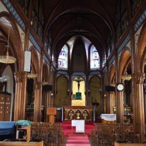 隠れキリシタンの里!長崎県平戸で日本の木造キリスト教会に感動
