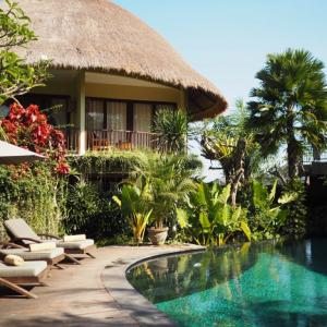 バリ島ウブドの神秘の楽園!ホナイリゾート(HONAI RESORT)宿泊記
