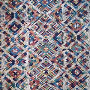 ラオスの美しい布