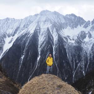 標高4800m天空の世界!人生史上最高の絶景と、中国雲南省雨崩のチベット聖地・神湖はその姿を永遠に隠したままだった【神湖3/3】