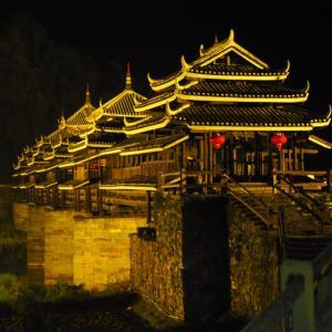難易度高し!肇興村(肇興侗寨)から個人で中国最大の風雨橋のある程陽村まで移動する方法を徹底解説