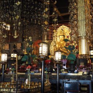 お寺が見つからない!!お遍路第61番「栴檀山 教王院 香園寺」は大聖堂が他に類を見ない近代的建物だった