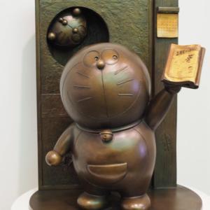 高岡市の藤子・F・不二雄ふるさとギャラリーで「ブリキの迷宮」のトランクにそっくりの「上京カバン」に感動した