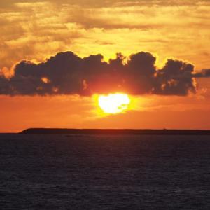 日本一早い日の出!本土最東端の「納沙布岬」から北方領土を間近に眺めた