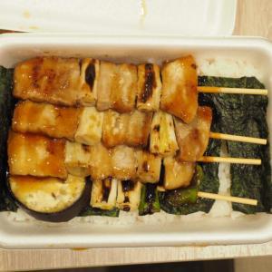 やきとりなのに豚肉!函館のコンビニ「ハセガワストア」のやきとり弁当が美味しすぎてリピートした
