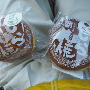 日本一周して一番美味しかったお菓子は福島県のどらやのどら焼き(栗入り)だった
