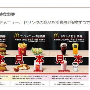 【2702】マクドナルドが増配を発表!過去最高利上げ達成。
