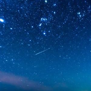 流星群と自分の使命