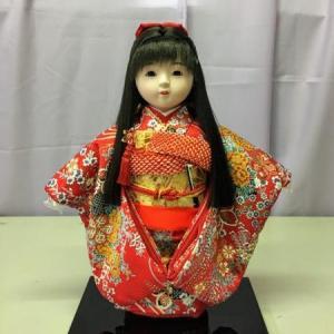 磐田市のM様は母が作る秀月オリジナルの市松人形