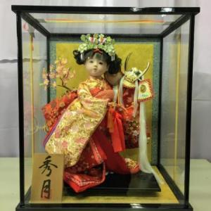 周智郡森町のA様は母が作る秀月オリジナルの八重垣姫