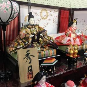宮城県仙台市太白区のN様は豪華な三段飾りのお雛様