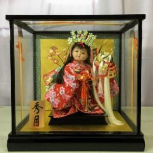 袋井市のO様は母が創る秀月オリジナルの可愛い八重垣姫