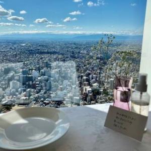 JR名古屋タカシマヤとセパージュで優雅で楽しいひととき