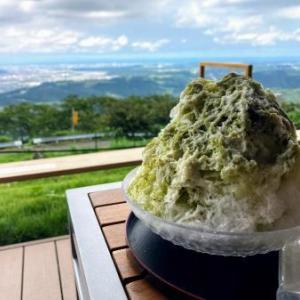 粟ヶ岳世界農業遺産茶草場テラス かっぽしテラス