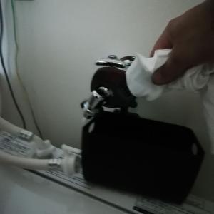 あっさり終わった洗濯機の水漏れ修理