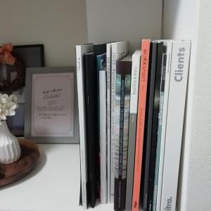 飾ってるだけの本よ、さらば