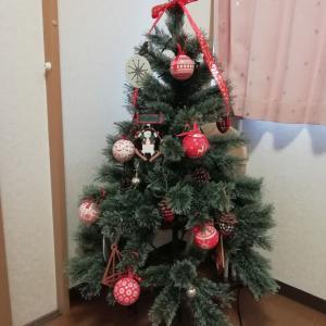 今年のクリスマスインテリア
