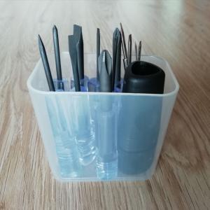 無印の工具を使いやすく収納