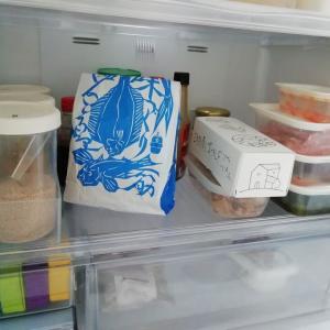 冷蔵庫の収納・オットの場合
