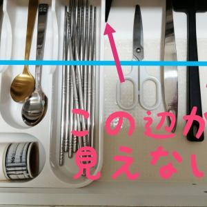 キッチン収納、引き出しのズレを改善したい