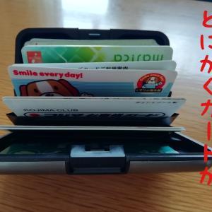 お財布をミニマル化!カードを減らさずコンパクトに