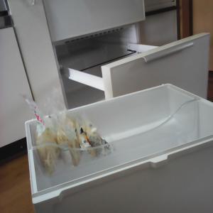 時期外れの大掃除・冷蔵庫・野菜室編