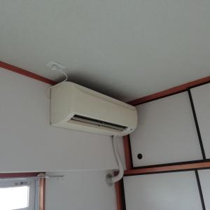 エアコンのカビを予防するためにやってること