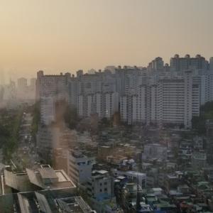 ミセモンジ(PM2.5)がすごい。