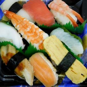 盛合せ寿司