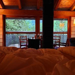 オーベルジュの美味しい朝食☆オーベルジュ土佐山