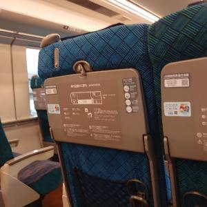 雷雨で飛行機欠航!!急遽列車旅☆高知駅→名古屋移動