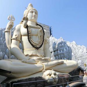 インド、バンガロール二日目、シバ神様に会いに行く!!2020、2月末!