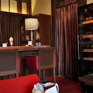 奈良ホテルでカフェ2