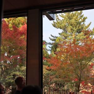 奈良ホテルでカフェ3