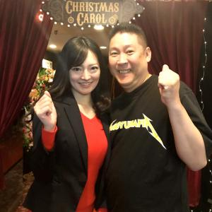 堀江貴文さんのミュージカル「クリスマスキャロル」