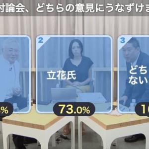 立花先生vs高須先生