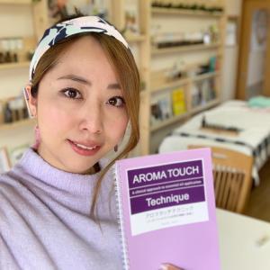 今日のOhana roomは福島県郡山市に出張アロマタッチ体験会開催!