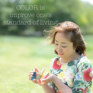 日頃の感謝の気持ちを込めて♡TCカラーセラピー講座受講生ご紹介記事