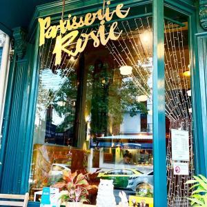何度もリピートしてしまうカフェ  Patiserrie Rosie