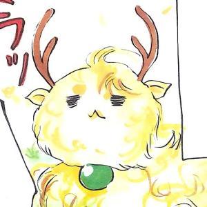 【第40話】鹿をモフる季節
