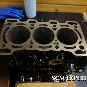 最近のF6Aエンジン事情 F6A エンジンオーバーホール