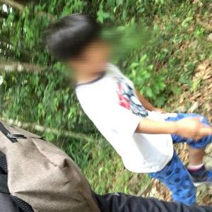 息子の入学式が延期したため朝っぱらから体育の授業の刑の話