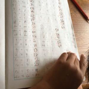 息子の宿題に普通に協力したら普通に先生から注意された話