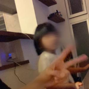 本日21時から鬼滅の刃の映画がやるぞ!!の報告&娘と踊って遊んでる話
