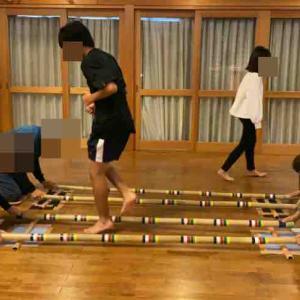 フィリピン伝統芸能〜バンブーダンス