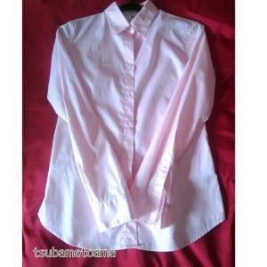 【断捨離宣言】ピンクのシャツを断捨離します
