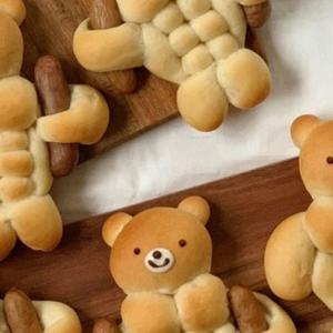 【ภาษาญี่ปุ่นญี่ปุ๊นญี่ปุ่น】ขนมปังคุณหมีกล้ามโต
