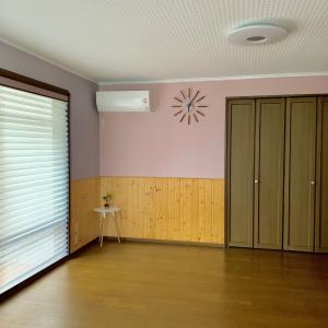 ピンク色のソファーの行方