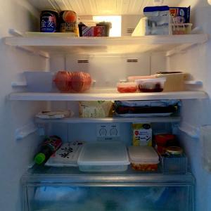 台風に備えた冷蔵庫のその後