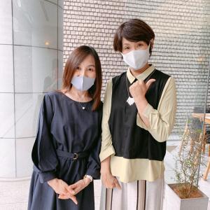 アラフィフ2人が日本の真ん中からきれいにします